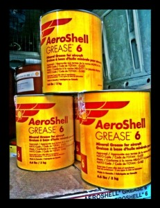 oleje lotnicze Aeroshell