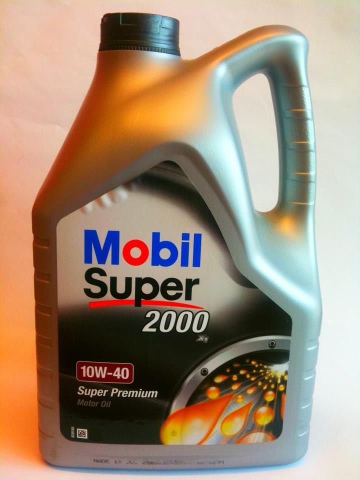 Mobil 10W40