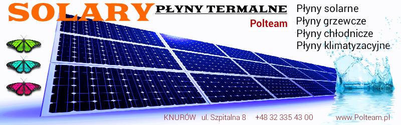 płyny solarne