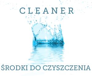 Cleaner środki czyszczące polteam
