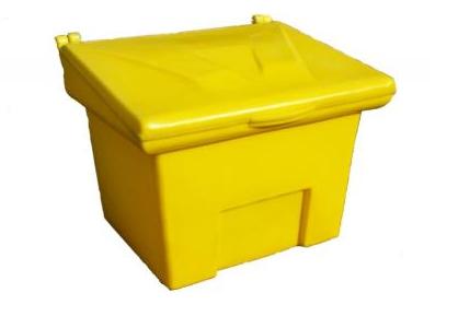 Pojemniki i kontenery na sól, piasek, sorbent – 250 l Polteam Knurów