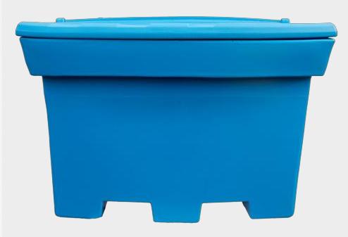 Pojemniki i kontenery na sól, piasek, sorbent – 500 l Polteam Knurów