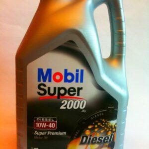 MObil 10W40 Diesel