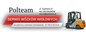 serwis wózków widłowych polteam