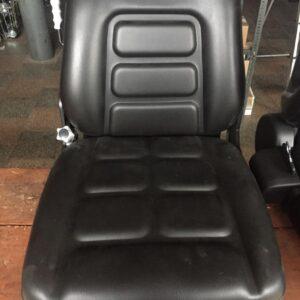 fotel siedzenie operatora bez czujnika do wózków widłowych polteam knurów