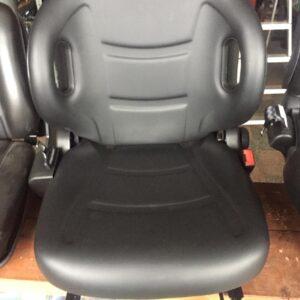 Fotel siedzenie operatora toyota z czujnikiem i pasami do wózka widłowego