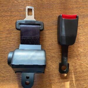 pas bezpieczeństwa do wózka widłowego